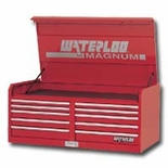 CHEST 10DR 56IN-RED MAGNUM