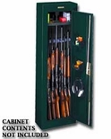 SECURITY CABINET 8-GUN