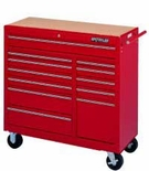 CABINET TOOL ROLLER 12 DRAWER 40.75IN. PRO SERIES