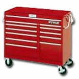 "CART 12DR TOOL 46"" RED MAGNUM"