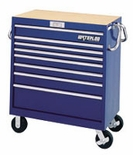 CART 8DR TOOL 36IN BLUE MAGNUM