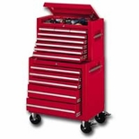 "TOOL CHEST RED 26"" 8 DRAWER XQL"