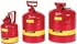 Type l Safety Cans for Flammables 2 Gal