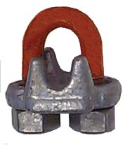 """CM's 3/4"""" FORGED WIRE ROPE CLIP"""