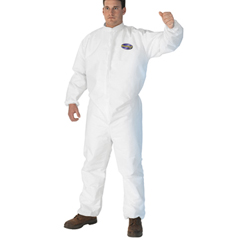 KLEENGUARD* A30 Breathable Splash & Particle Protection Apparel