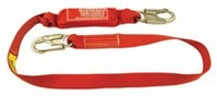 Coated Steel Cable Lanyard w/SafeStop