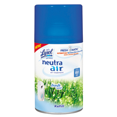 LYSOL NEUTRA AIR FRESHMATIC REFILL FRESH 6/CS