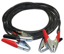 ANCHOR 4-20 CABLE KIT W/AB-RED & BLACK CLAMPS