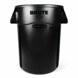 BRUTE UTILITY CONTAINERS 44 GAL BLACK