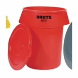 BRUTE UTILITY CONTAINERS 44 GAL GRAY