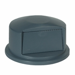 BRUTE ROUND LID FITS 55 GAL CONTAINERS GRA