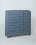 48 Drawer Cabinet System with Stand