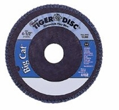 Weiler Big Cat Disc™ Angled Style Flap Discs