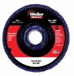 Weiler Vortec Pro Angled Style Flap Discs