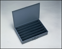 Large Scoop Compartment box (6 hole horizontal)