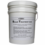 VAPCO'S BOILER TREATMENT #200 PROTECTS STEAM & CONDENSATE LINES 55 GALLON