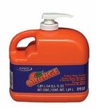 1/2-GALLON LOW PROFILE NATURAL ORANGE W/PUMICE
