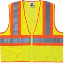 8230Z Class 2 Two-Tone Vests