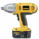 "1/2"" Heavy Duty 18 V Cordless Impact Wrench"