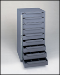 Truck/Van Cabinets with dividers (9 drawer)