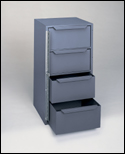 Utility Cabinets (4 drawer)