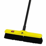 FLOOR SWEEPER 18IN W/TAMPICO BRISTLES