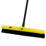 FLOOR SWEEPER 24IN W/POLYPRO BRISTLES