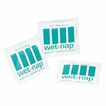 WETNAP INDV. PACKETS POLYBAG 10/100