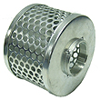 Greenleaf Basket Suction Steel Strainer 1 1/2""