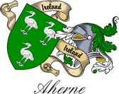 Aherene Coat of Arms