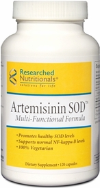 Artemisinin SOD� - CURRENTLY OUT OF STOCK - ORDER Artemisinin Solo