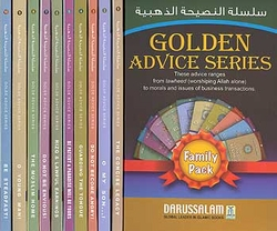 Golden Advice Series (10 books)