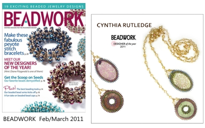 Beadwork Feb/March 2011