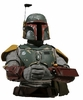 Star Wars Boba Fett Bust Coin Bank