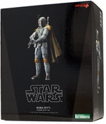 Star Wars Kotobukiya AFTFX+ Cloud City Boba Fett Statue