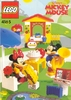 Lego 4165 Disney Minnie's Birthday Party Set