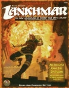 TSR Lankhmar New Adventures of Fafhrd & Gray Mouser RPG Box Set