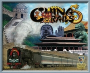 Mayfair Games China Rails Board Game