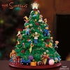 Hamilton Collection Simpsons Lighted Christmas Tree Display