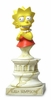 Sideshow The Simpsons Lisa Simpson Polystone Bust