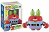 Funko Pop TV Vinyl 29 Sponge Bob Square Pants Mr. Krabs Figure