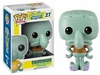 Funko Pop TV Vinyl 27 Sponge Bob Square Pants Squidward Figure