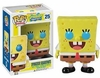Funko Pop TV Vinyl 25 Sponge Bob Square Pants Figure