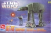 AMT ERTL Star Wars AT-AT Walker Snapfast Wind-Up Model Kit