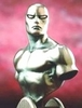 Bowen Designs Silver Surfer Mini Bust