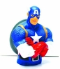 Marvel Comics Captain America Bust Coin Bank