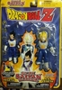 Dragonball Z Secret Saiyan Warriors Vegeta & SS Vegeta Figure