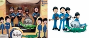 McFarlane The Beatles Saturday Morning Cartoon Action Figure Box Set