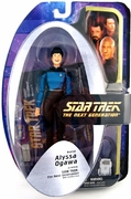 Star Trek The Next Generation Nurse Alyssa Ogawa Action Figure