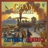 Mayfair Catan Histories Settlers of America Trails to Rails Board Game